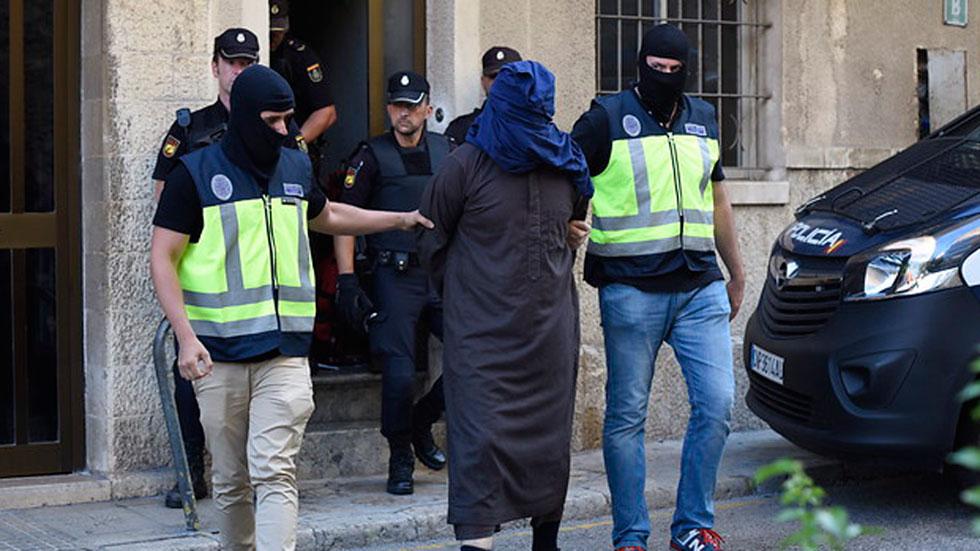 Seis detenidos en España, Reino Unido y Alemania en una operación conjunta antiyihadista