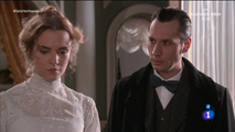 Carolina le dice a Bernardo que ha vuelto con Germán