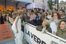 Fotogaleria: 'Seis Hermanas' deslumbra en la 'alfombra naranja' del FesTVal de Murcia