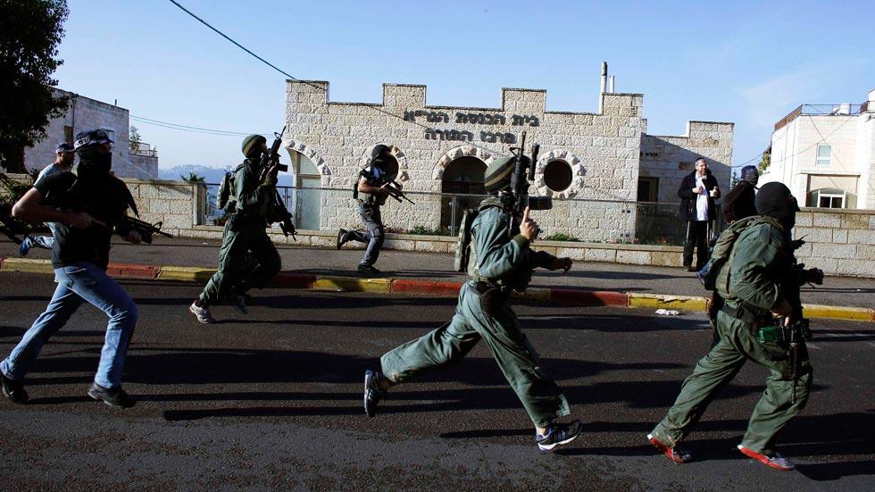 Seis muertos, entre ellos dos palestinos, en el ataque a una sinagoga en Jerusalén
