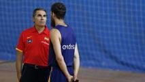 Ir al VideoLa selección de baloncesto sigue preparando los Juegos Olímpicos