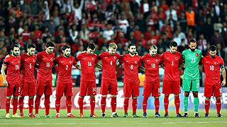 """La selección turca vive """"un momento de transición"""""""