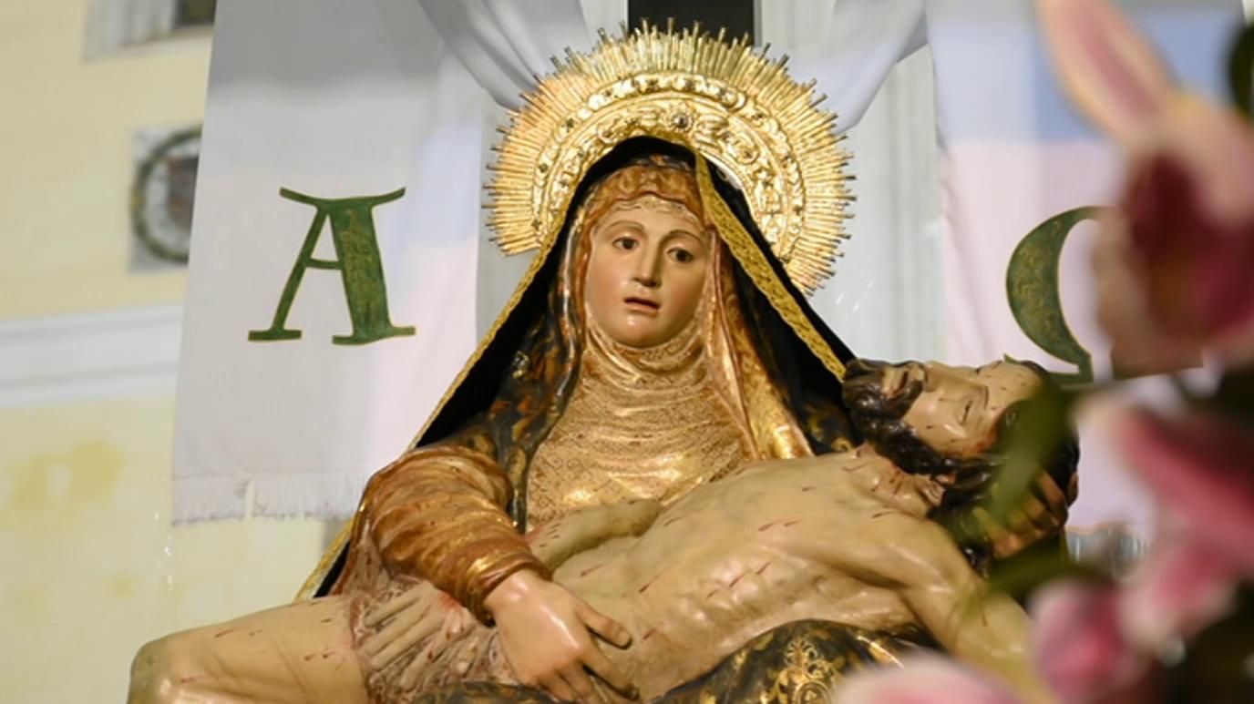 Semana Santa 2019 - Procesión de Caridad (Medina del Campo)