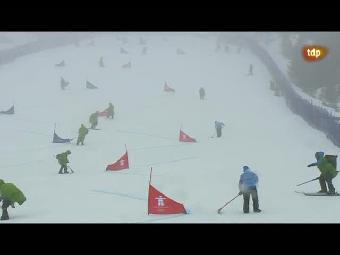 Snowboard. Semifinal eslalon paralelo (f)