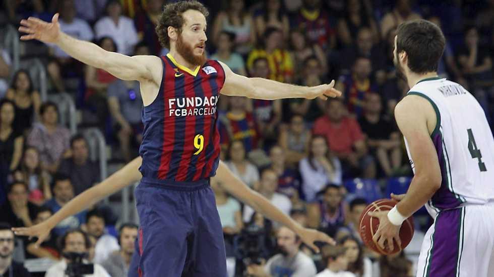 Baloncesto - Liga ACB. Play Off. Semifinales. 5º partido: FC Barcelona-Unicaja (2)