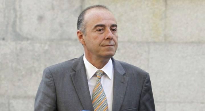 El senador de Coalición Canaria (CC) y exalcalde de Santa Cruz de Tenerife Miguel Zerolo.