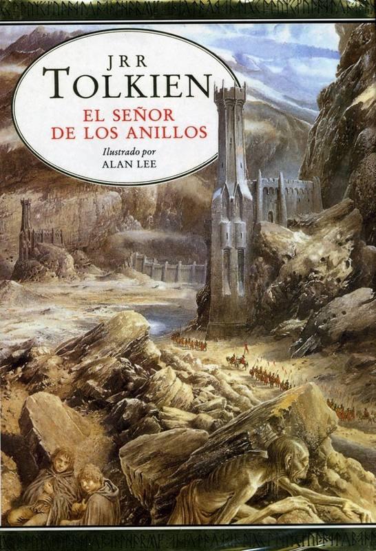 'El señor de los anillos', de J. R. R. Tolkien, Minotauro