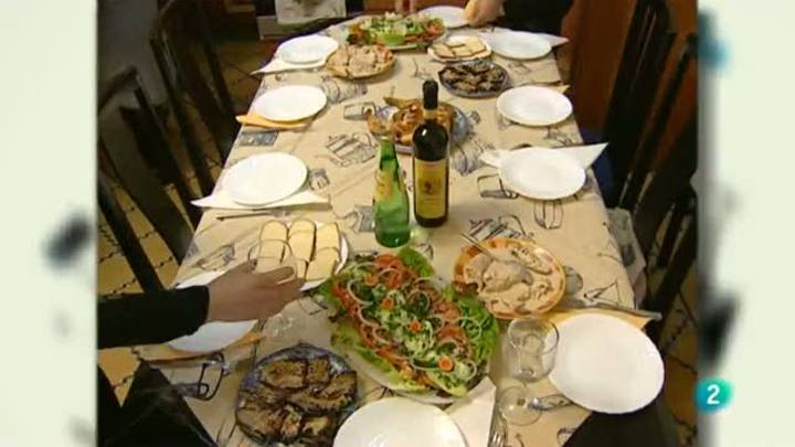 Para todos La 2 - Debate - Sentarse a la mesa para comer