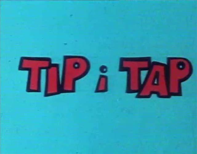 """Tip i Tap """"El senyor Conill pren una pastanaga"""""""