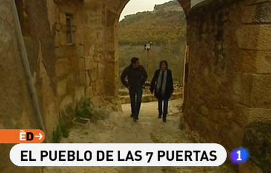 España Directo - Sepúlveda, el pueblo de las 7 puertas