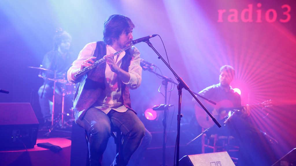 Los conciertos de Radio 3 - Sergio de Lope
