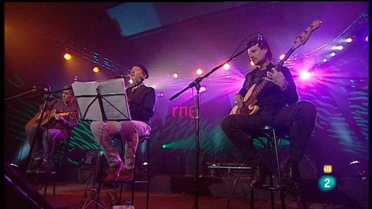 Los conciertos de Radio 3 - Sergio Makaroff