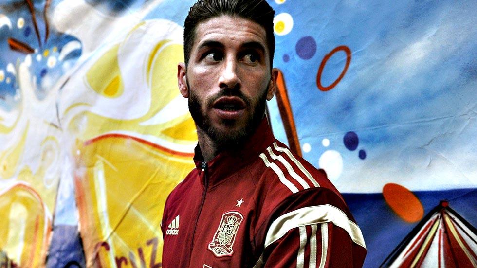 """Sergio Ramos: """"Si se eligiese el campo antes de que empiece la Copa no habría ningún problema"""""""
