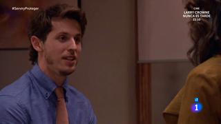 Servir y proteger - Sergio rechaza ir a cenar con Alicia