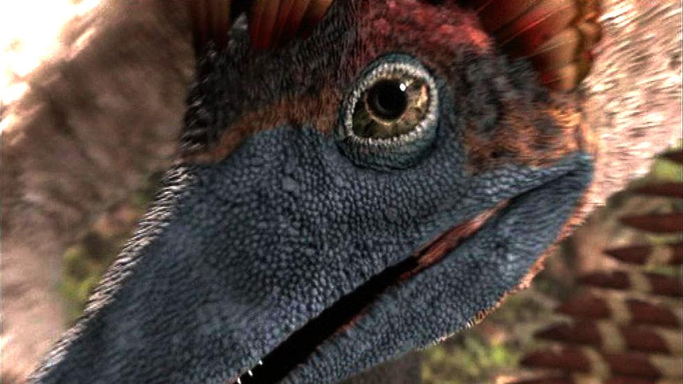 La serie documental 'Planeta Dinosaurio' se emite en La 2
