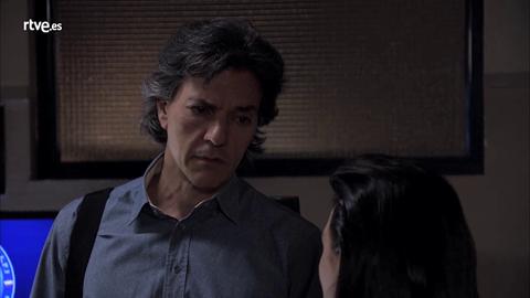Martín siente que Laura ha jugado con sus sentimientos