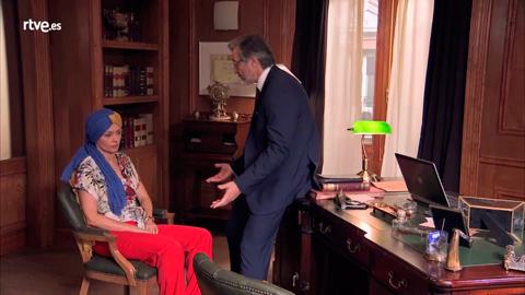 Montse quiere cancelar la boda con Marcelino