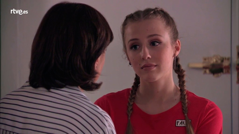 Olga cancela la búsqueda de sus padres biológicos