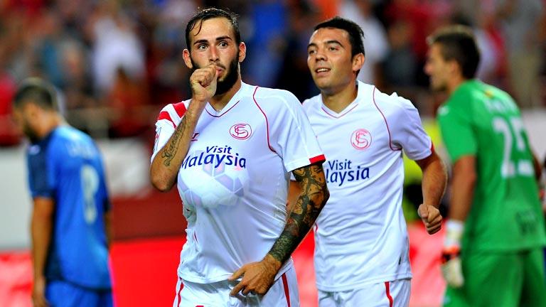 Sevilla 2 - Getafe 0