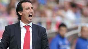 El Sevilla de Emery, preparado para recibir al Barça