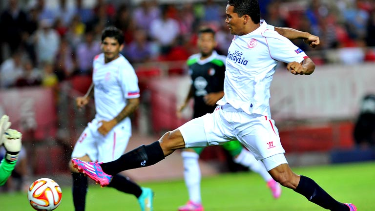 Sevilla y Villarreal van a por la victoria en sus respectivos duelos de Europa League