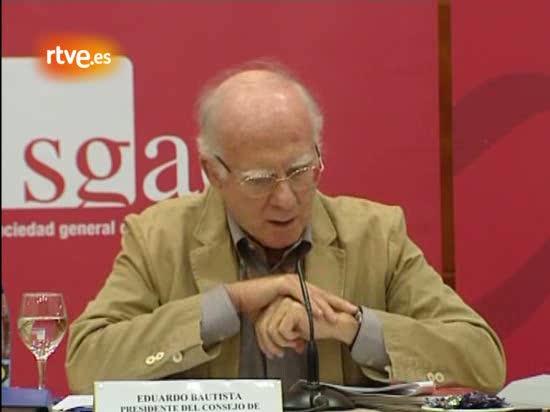 """La SGAE recaudó 365 millones de euros en 2010, un 7,7% más, """"sin ser un buen año"""""""