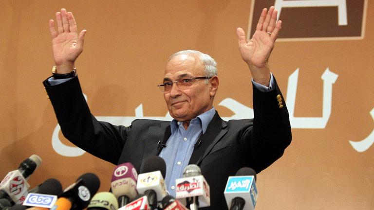 """Shafiq se proclama """"ganador legítimo"""" de las presidenciales egipcias"""