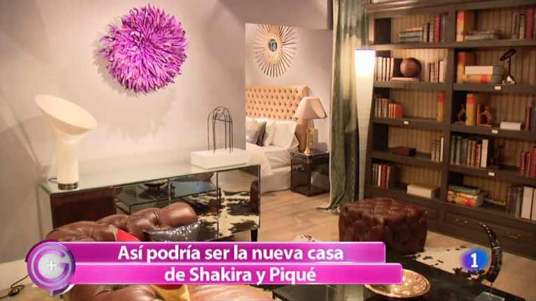 Más Gente - Shakira y Piqué se mudan a nueva casa