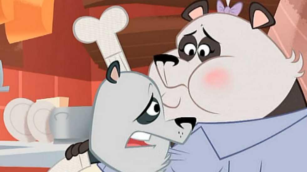 ¿Quién ha aplastado al panda?