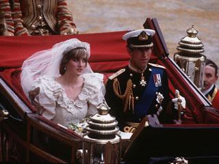 El 'sí quiero' del príncipe Carlos y Lady Di