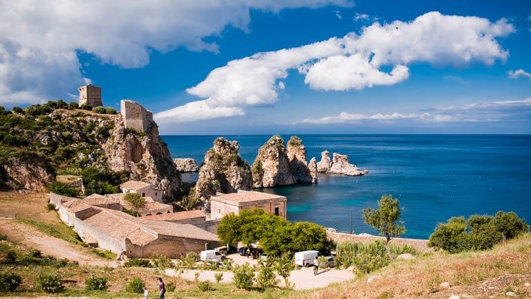 Paraísos cercanos - Sicilia, el fuego del Mediterráneo