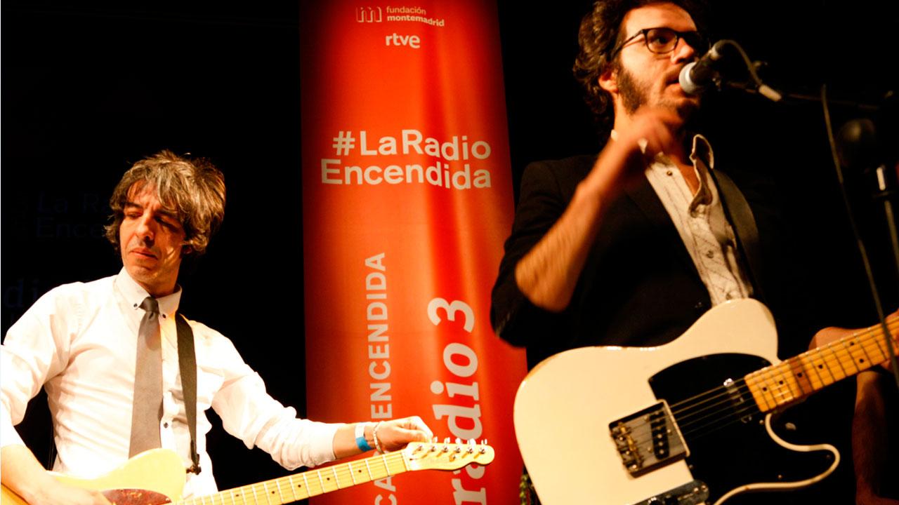 La Radio Encendida 2017 - Sidonie