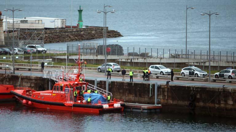 Se ampl a la b squeda de los desaparecidos del naufragio for Buscador sucursales galicia
