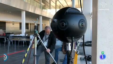 Ir al VideoSigue en directo los Premios Goya 2019 en 360º y con un multicámara con 8 señales de vídeo