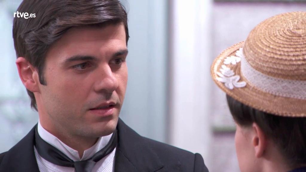 Acacias 38 - Simón pide a Adela que se case con él