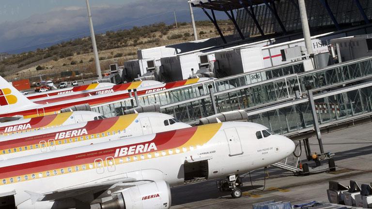 Los pilotos de Iberia y la dirección no llegan a un acuerdo para fijar servicios mínimos