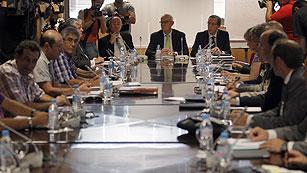 Termina sin acuerdo la reunión de la comisión de Seguimiento del Plan del Carbón