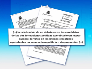 La campaña electoral en Cataluña se ha quedado sin el anunciado cara a cara