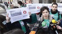 Ir al VideoEl Sindicato de Estudiantes convoca una huelga el 25 y 26 de febrero por los grados de tres años