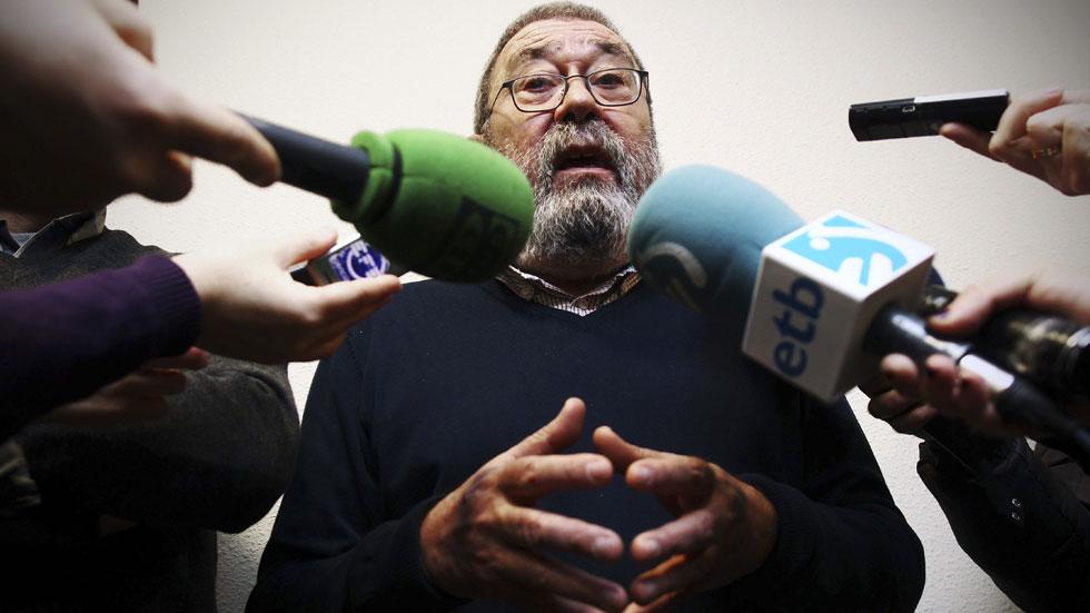 """Cándido Méndez advierte de las """"contraluces"""" de volver a crecer en torno a la construcción"""
