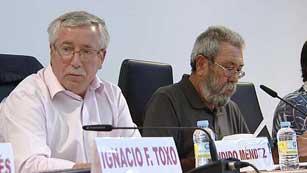 Los líderes sindicales valoran negativamente las explicaciones que dio ayer Rajoy