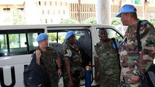 La ONU consigue entrar a la aldea de Hama donde masacraron a 80 personas