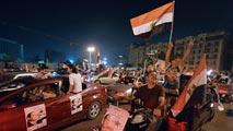 Ir al VideoAl Sisi logra una aplastante victoria en Egipto en unas elecciones marcadas por la abstención