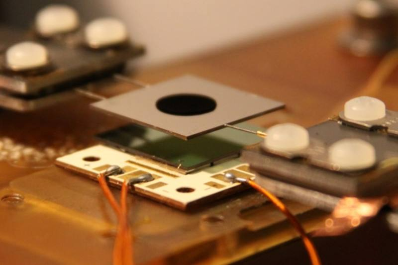 El sistema de energía solar termofotovoltaica del MIT