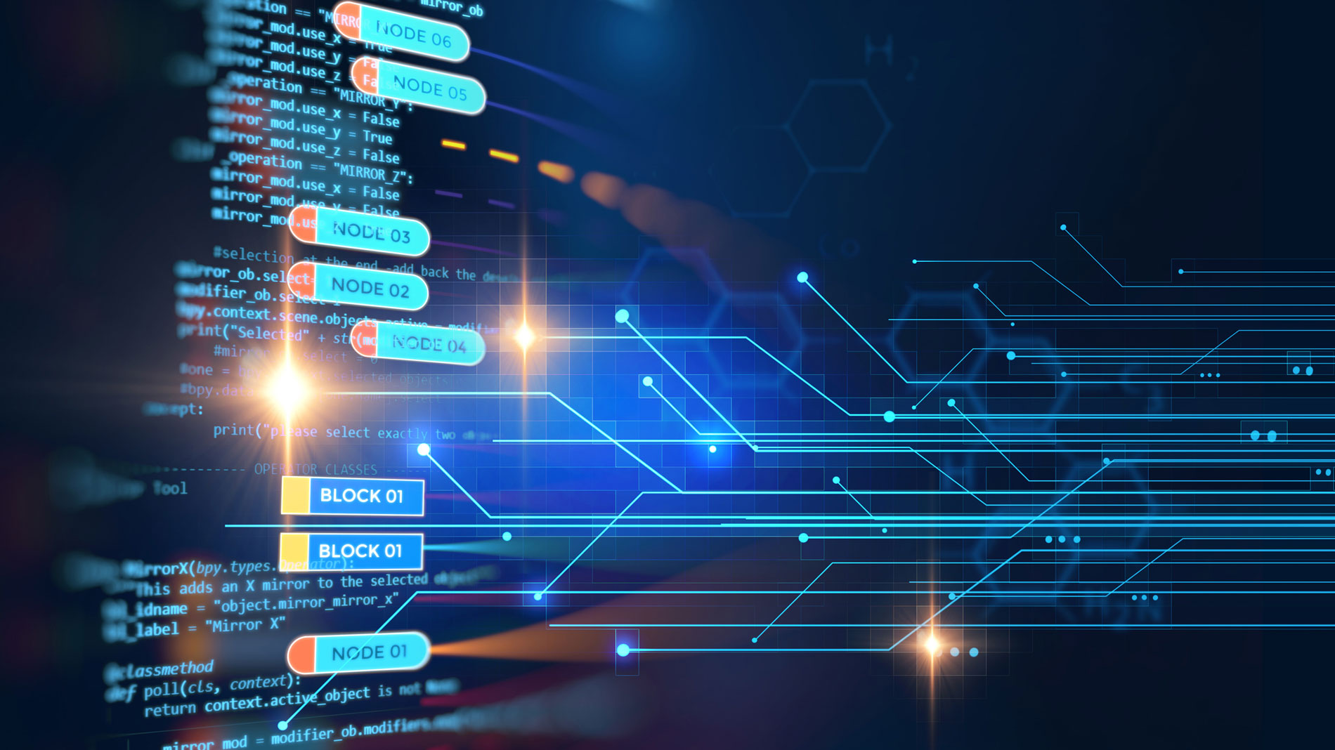 Ir al VideoQué es el sistema de registro de cadena de bloques o 'blockchain' y cómo puede cambiar todo tipo de transacciones