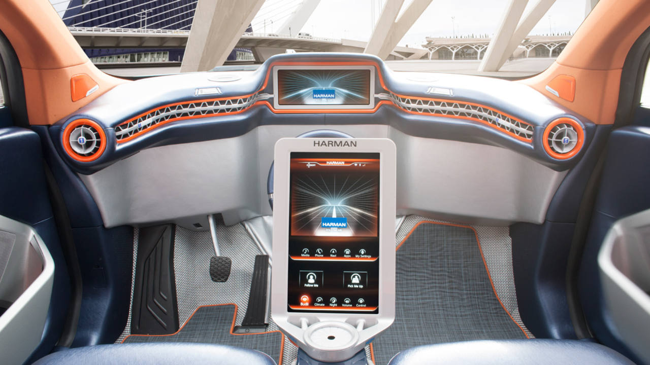 Los sistemas convierten la conducción en una experiencia interactiva.