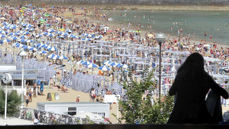 El turismo de playa es el principal valedor del sector