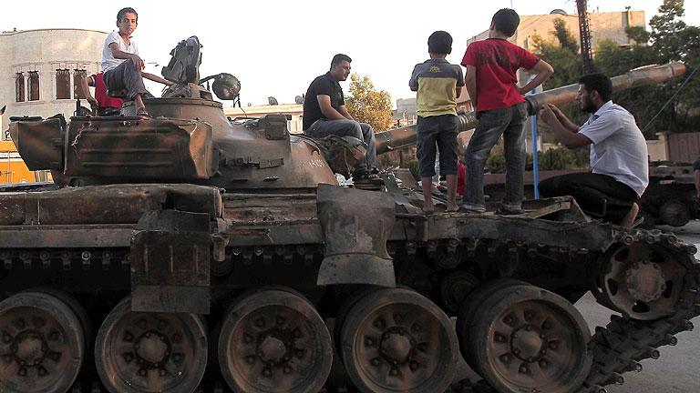 La situación en Siria se sigue degradando