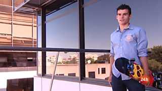 Cámara abierta 2.0 - Kilian Martin, Mochileros TV, PetSecret y el periodista de TVE Jesús Álvarez en 1minuto.COM - 28/07/12
