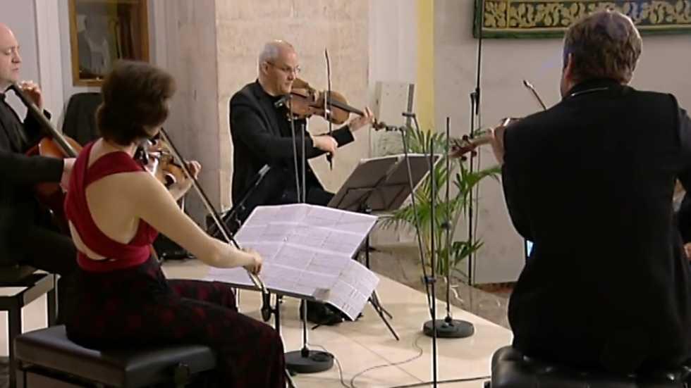 Los conciertos de La 2 - SMR CUENCA: Cuarteto Casals (programa 1)
